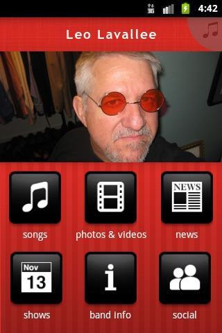 Leo Lavallee - screenshot