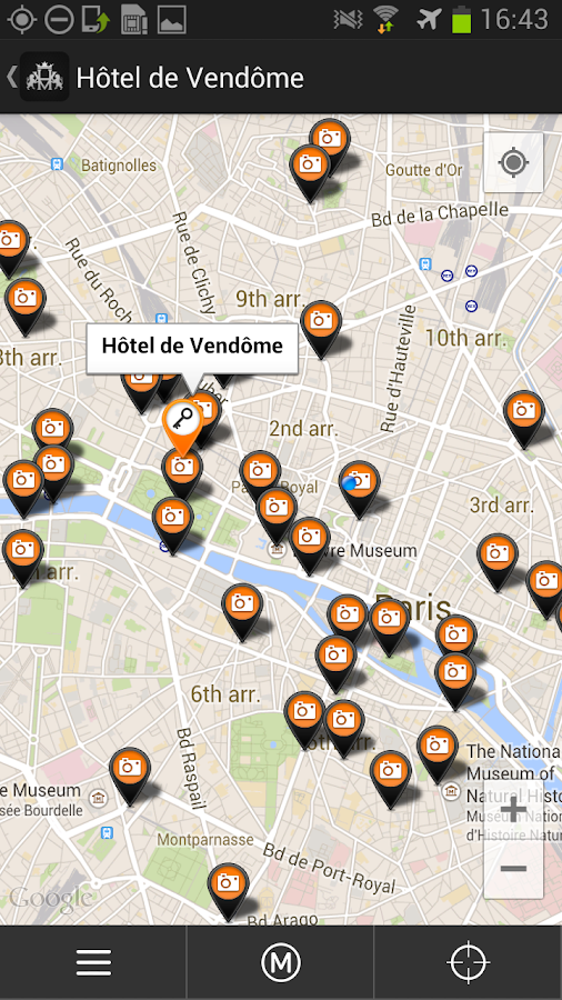Hotel de Vendome - screenshot