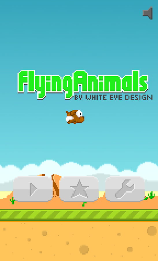 Flying Animals- screenshot