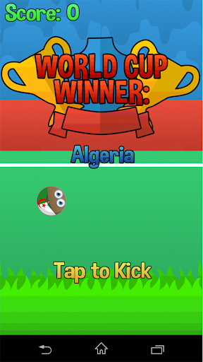 Flappy Cup Winner Algeria