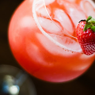 Strawberry Wine Coolers
