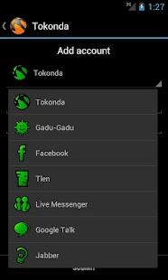 Tokonda Messenger- screenshot thumbnail