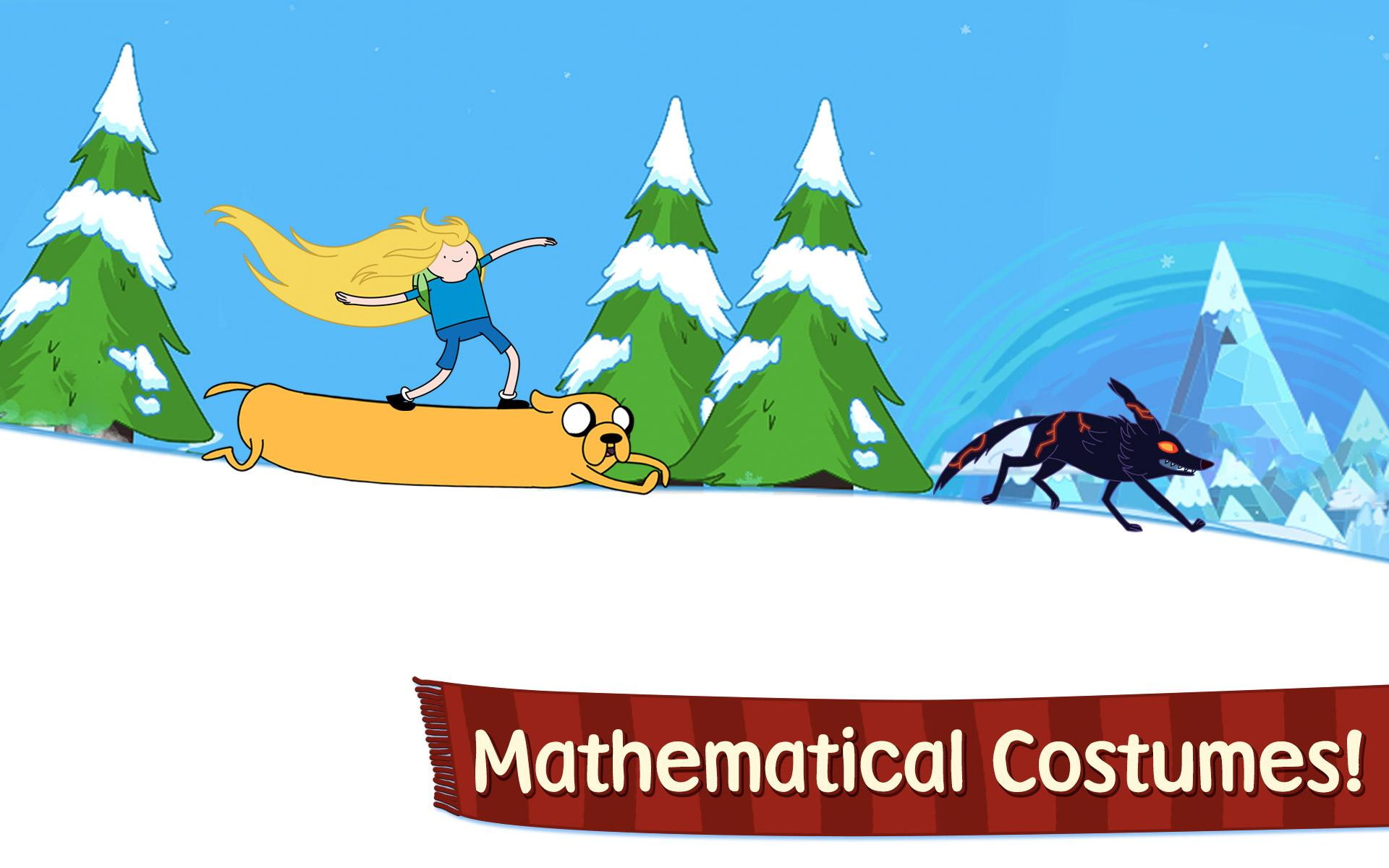 Ski Safari: Adventure Time screenshot #14