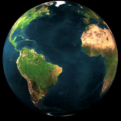Earth Explorers - screenshot