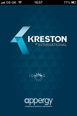 Kreston International- screenshot