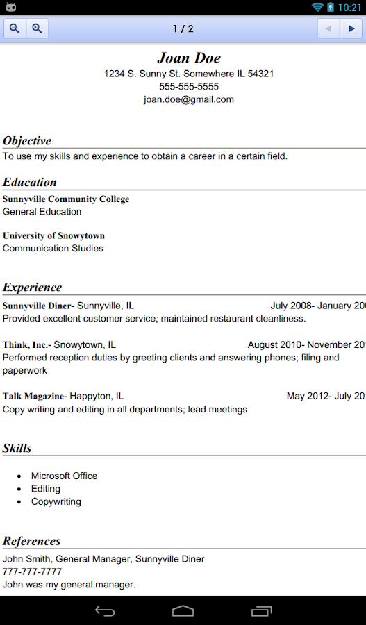 resume builder googlePincloutcom Templates and Resume PLcmZ9qD