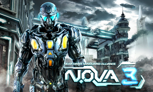 N.O.V.A. 3 - Near Orbit... v1.0.8e