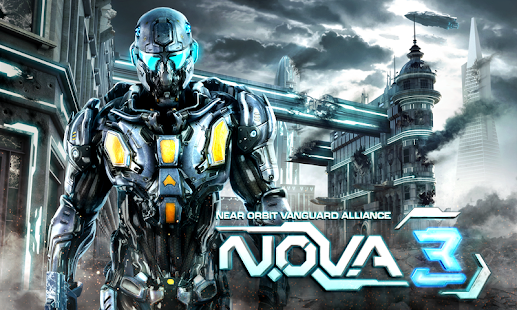 N.O.V.A. 3 - Near Orbit v1.0.7