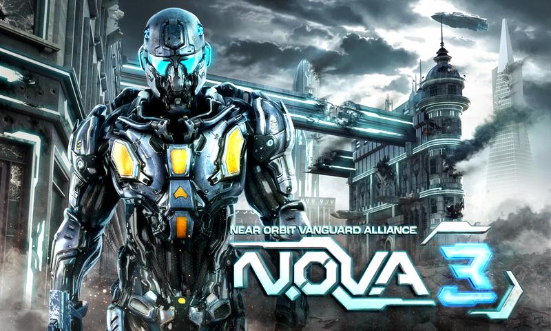 N.O.V.A. 3 - Near Orbit... screenshot #13