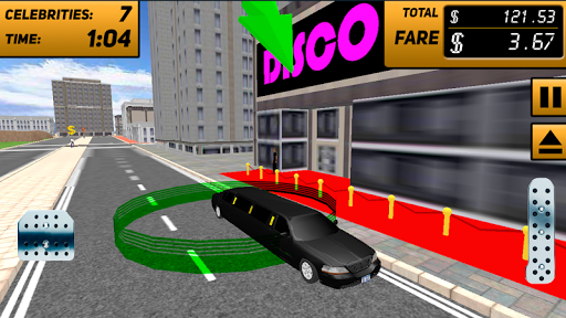 Limo Driver Simulator 3D Free