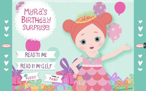 Mooshka: Myra's Birthday SE