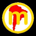 MetroMaps SAMR, 多南美洲地铁地图 icon