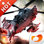 GUNSHIP BATTLE : Helicopter 3D v1.8.6