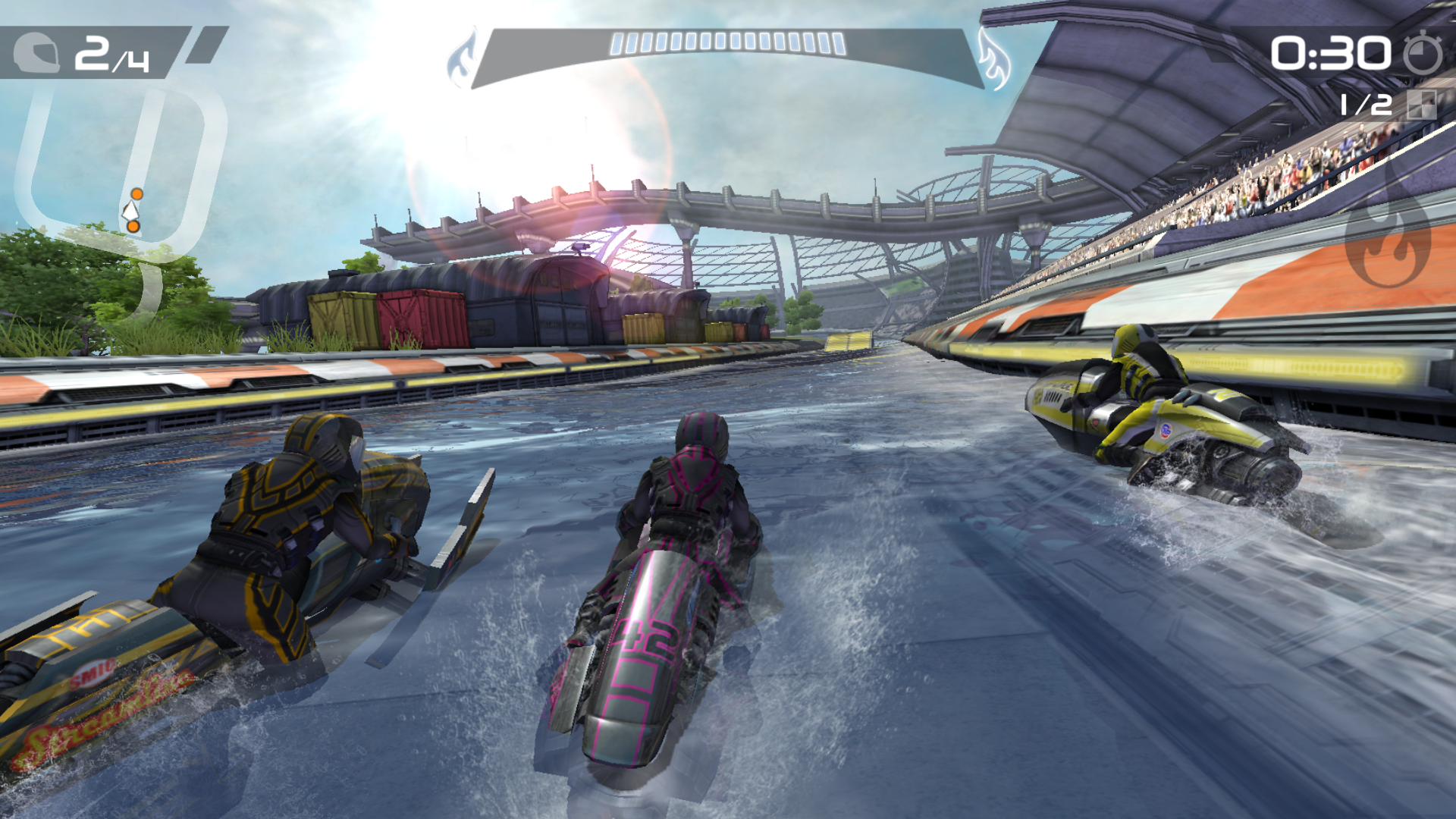 Riptide GP2 screenshot #4