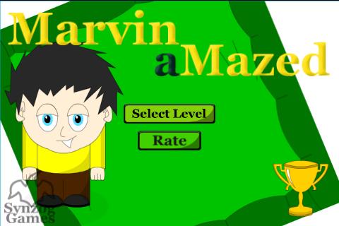Marvin aMazed