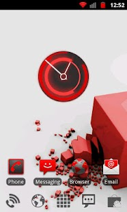 Red Remix for CM7 (Donate)- screenshot thumbnail