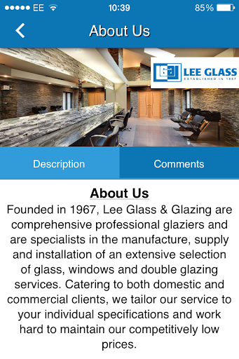 Lee Glass