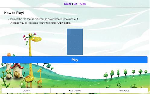 Color Fun - Kids screenshot