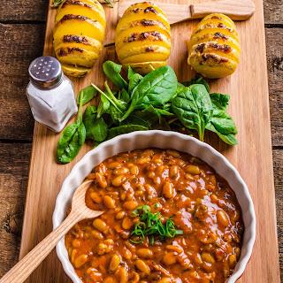Cowboy Bean And Potato Chili