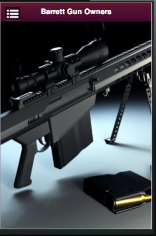 Barrett Gun Owners