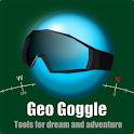 GeoGoggle logo