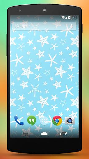 Starfish Wallpapers Patterns