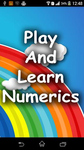 Play And Learn Numerics