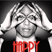 Pharrel Williams Happy