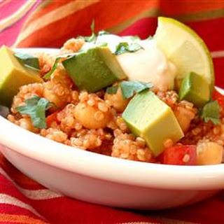 Tex-Mex Quinoa Salad