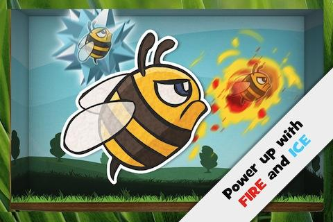 Paper Bees - screenshot