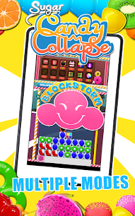 Sugar Candy Collapse- screenshot thumbnail