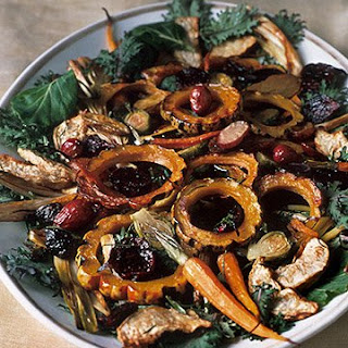 Roasted-Vegetable Salad.