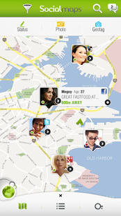 Socialmaps- screenshot thumbnail