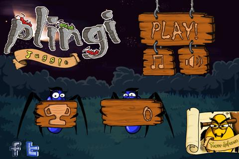 Plingi Juggle - screenshot