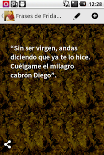 Frases de Frida Kahlo - screenshot thumbnail