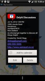 EDN Mobile- screenshot thumbnail