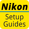 Nikon Setup Guides logo