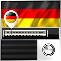German Radio Stations icon