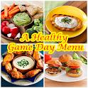 Un menu Game Day saine