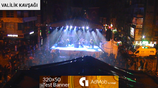 Kahramanmaraş Live HD screenshot 1