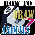 HowToDraw AnimalsForKids7 icon