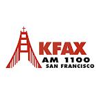 AM 1100 KFAX icon