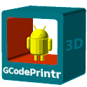 GCodePrintr - The 3D Print App icon