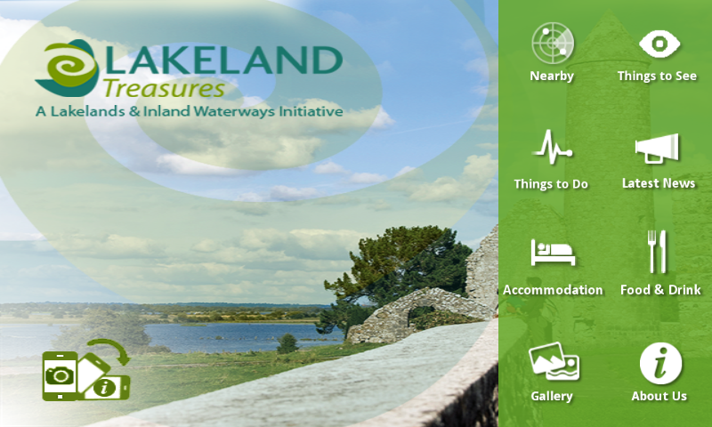 Lakeland Treasures- screenshot