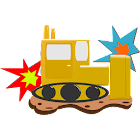 Kids Tractor Smash Games icon