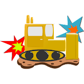 Toddler Tractor Smash