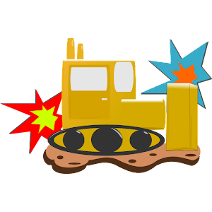 Kids Tractor Smash Games for PC and MAC