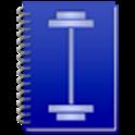 Lifting Log icon
