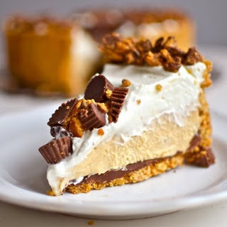 Reese's Peanut Butter Pie, Jen Herodes (Two Pies)