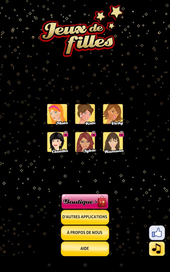 Mädchen Spiele Apps
